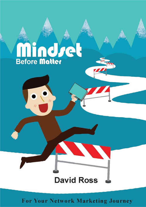 Mindset Before Matter by David Ross